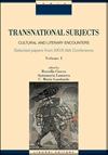 Transnational subjects cultural and literary encounters