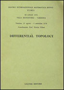 Differential topology (III/76)