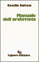 Manuale dell'archivista