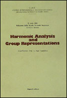 Harmonic Analysis and Group Representations (II/80)