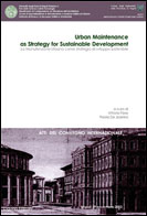 Urban Maintenance as Strategy for Sustainable Development