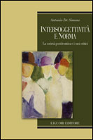 Intersoggettivit� e norma